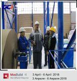 2 millones de tarjetas de yeso automáticas completas del año de Sqm que hacen la maquinaria