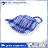 Plaque en plastique de chargeur de mélamine normale sûre de vaisselle