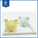 Шлем младенца вязания крючком Beanie Knit горячих сбываний милый с ушами