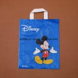 Po/Lepe Einkaufstasche-/Die-Cut-Plastiktasche mit Griff
