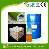 Adesivo do plutônio do poliuretano para a espuma da sucata da esponja e a borracha da sucata