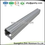 De glanzende Lichte Bijlage van de Was van de Muur van de Uitdrijving van het Aluminium