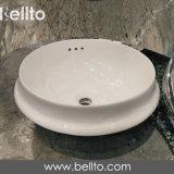 Casas de banho de designer bacia taça para o Quartz vaidade top (3237)