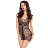 Design quente Fishnet mulheres lingerie sexy para OEM Grossista