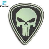 Logo fait sur mesure Gratefull morts Grey Ghost 3D Patch PVC