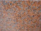 Granit en pierre d'érable rouge de la Chine de vente en gros de matériau de la construction G562