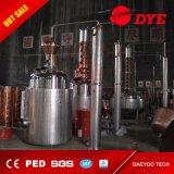Precio de cobre del equipo del destilador y de la destilación del alcohol