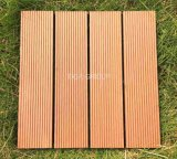 Revêtement composé de /Wall de paquet de plancher de PE en bois de panneau de WPC avec le prix usine