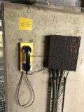 VoIP/SIPの産業電話、IP65破壊者の屋外の公共領域のための抵抗力がある受話器の電話
