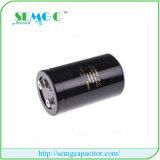 Condensateur à haute tension de vente chaude et condensateurs électrolytiques