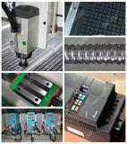 Roteador de madeira CNC chinesa máquina de madeira com aspirador de mesa de trabalho 1330