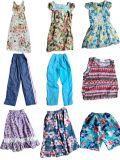 Dame-Silk Nachtabnützung verwendete Kleidung für Verkauf