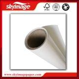 90gsm Large Format Papier Transfert par Sublimation Anti-Curl 2,5 m
