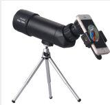 Telescópio ao ar livre da Único-Câmara de ar do telescópio dos pássaros de Kl10010 16X52 com espaço da mancha da caça de Tripot