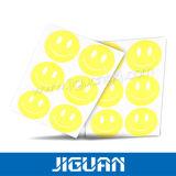 Sneed de Gebruikte Matrijs van het glas Deur Sticker van het Etiket van de Brief van de Reclame de Vinyl