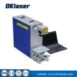 Metal y metaloide marcadora láser de fibra con Ezcad
