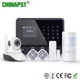 Het draadloze GSM Alarm van het Huis van de Inbreker van WiFi van de Veiligheid met Alarm SMS (pst-G90B plus)
