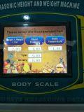 Falz und Form Ultraschallhöhen-und Gewicht-Schuppe mit Thermodrucker und BMI Analyse