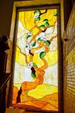 De Comités van het Venster van het Gebrandschilderd glas van het Ontwerp van Tiffany