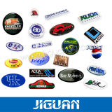 Cheap Price No Yellowing Outdoor Custom Clear PU Epoxy Sticker