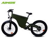 大きい力14.5ahの脂肪質のタイヤ48V 1000Wの電気自転車