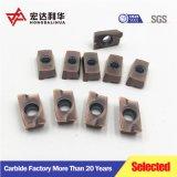 CNC de carburo de tungsteno inserciones de Zhuzhou girando