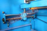 Freno de prensa CNC con servo motor CNC Medidor de espalda Wc67k-250t5000, 200t4000