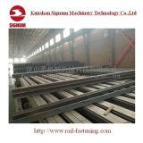 Norma chinesa GB/T11265 12kg de comboio de Aço