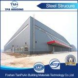판매를 위한 기중기를 가진 비용 효과적인 강철 구조물 작업장