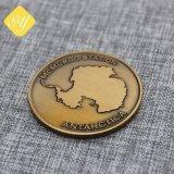 Facory Preis-kundenspezifisches MetallAntient antiker alter Münzen-Wert