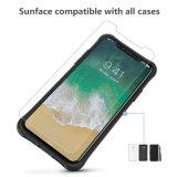 Protector de la pantalla del vidrio Tempered de los accesorios 2.5D del teléfono para el iPhone X de Apple