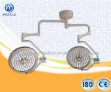 II LEIDENE van de Apparatuur van de Reeks de Medische Werkende Lamp van Shadowless (II leiden 700/700 van de REEKS)