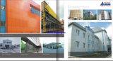 Revestimiento de PVDF Revestimiento de pared ACP Panel Compuesto de Aluminio