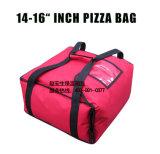 Bonne isolation thermique en aluminium Livraison de pizza sac du refroidisseur