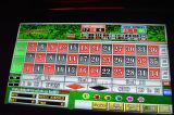 Una máquina más barata del bingo de la ruleta con los jugadores de la pantalla táctil 12