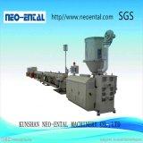 Mit hohem Ausschuss SGS Diplomplastik-PET Rohr-Strangpresßling-Maschinerie 75-250mm