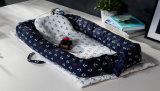 للأطفال طفلة [لوونجر] سرير [سنوغّل] ينام طفلة عش لأنّ حديث ولادة