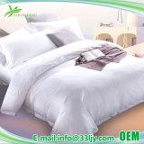 Lechos baratos modificados para requisitos particulares del satén para el dormitorio de la habitación de Bussiness