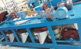 Separadores minerales del rodillo magnético de la explotación minera de Magnetico Separador PARA