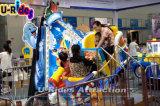Jogo de rotação de barco pirata do parque de diversões da máquina a máquina