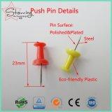 Pin офиса Thumbtack 23mm красивейший сортированный покрашенный для украшения