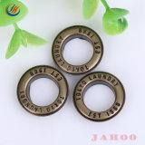 Garments를 위한 주문 Engraved Logo Brass Eyelets