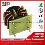 O condutor LED usa o modo comum indutor de indutância Alta