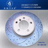 Disque de freinage automatique de frein de partie pour OEM 34116864049 E65e66 de BMW