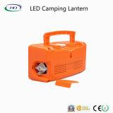 Lanterne campante rechargeable en plastique légère extérieure de DEL