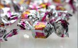 Doppelte Torsion-Süßigkeit-Schokoladen-Hochgeschwindigkeitsverpackungsmaschine