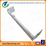 Bandeja de cable de acero galvanizado para la instalación de Cable