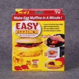 Легко сделать Eggwich Stufz яичные кексы в минуту