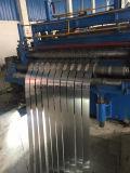 Ausgedehnter Aluminiumstreifen
