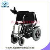 Aluminio económico de alta resistencia Bwhe501 plegable el sillón de ruedas de la energía eléctrica